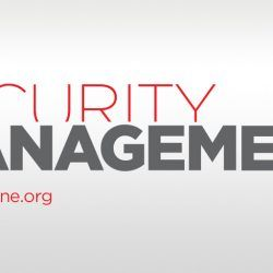 Certificate in Security Management
